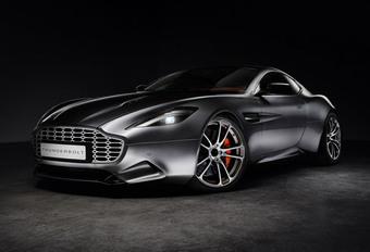 Aston Martin Thunderbolt, Vanquish à Fisker #1