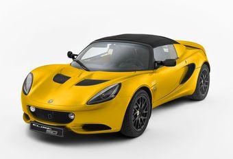 Lotus Elise 20th Anniversary verliest 10 kilo #1