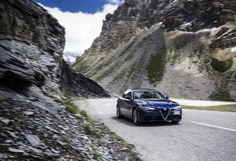 Alfa Romeo Giulia 2.2 JTDM #1