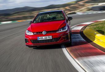 """Volkswagen Golf GTI TCR: """"Nee, ik wil niet op pensioen"""" #1"""