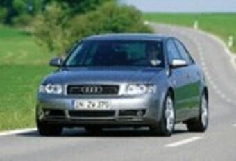 Audi S4 & Volvo S60R #1