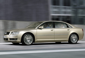 Audi A8 L 6.0 W12 quattro #1