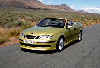 Saab 9-3 2.0T Aero Cabrio #1