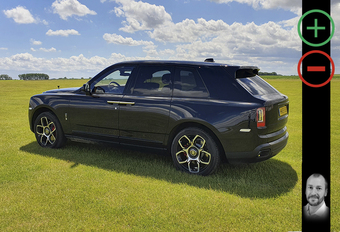 Rolls-Royce Cullinan Black Badge: avantages et inconvénients #1