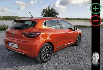 Renault Clio TCe 100 X-Tronic: avantages et inconvénients #1