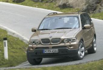BMW X5 3.0d A #1