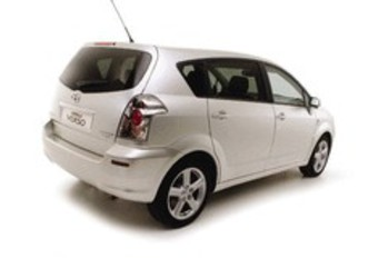Toyota Corolla Verso #1