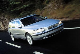 Volvo S60, V70, XC70 #1