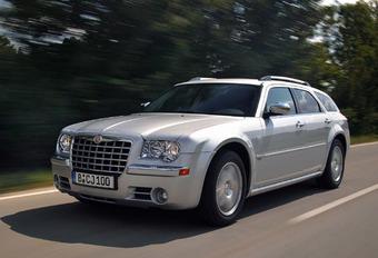 Chrysler 300C Touring #1