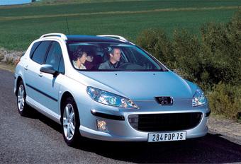 Peugeot 407 SW 1.6 & 2.0 HDi #1