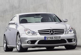 Mercedes CLS 55 AMG #1
