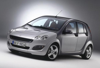 Smart Forfour 1.5 cdi 68 & 92 #1