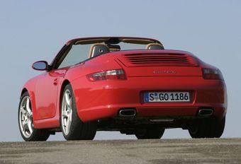 Porsche 911 Cabriolet #1