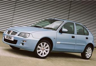 Chevrolet Lacetti 1.4, Hyundai Accent 1.3, Kia Rio 1.3 & Rover 25 1.4 #1