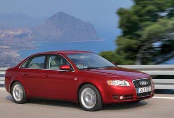 Audi A4 1.9 TDI & 3.2 FSI Avant #1