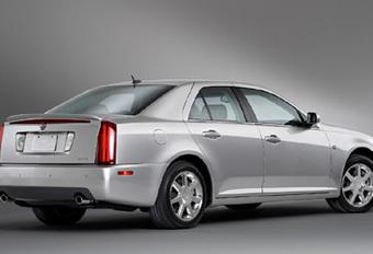 Cadillac STS 3.6 V6 #1