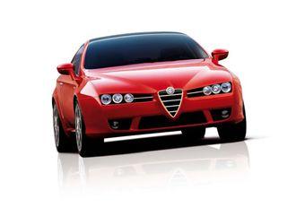 Alfa Romeo Brera 2.2 JTS #1