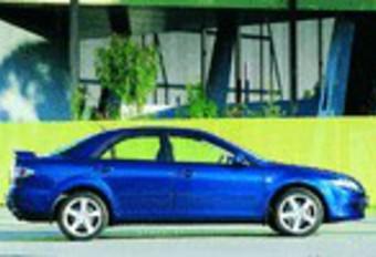 Mazda 6 MPS #1