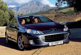 Peugeot 407 2.2 HDi & 2.7 V6 HDi #1