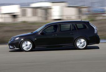 Saab 9-3 Sport Hatch 1.9 TTiD #1