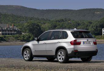 BMW X5 3.0 sd #1