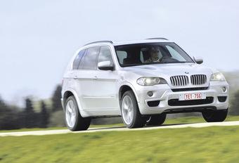 BMW X5 3.0sd #1