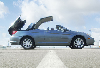 Chrysler Sebring Convertible 2.0 CRD #1