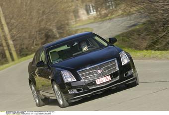 Cadillac CTS 3.6 V6 #1
