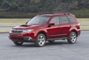 Subaru Forester 2.0 & 2.0 A #1