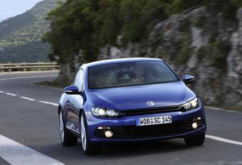 Volkswagen Scirocco  #1