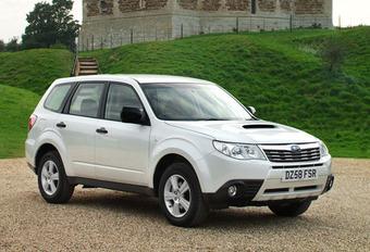 Subaru Forester 2.0D  #1
