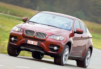 BMW X6 xDrive 50i #1
