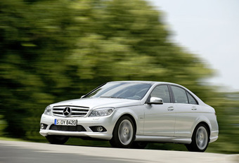 Mercedes C250 CDI   #1