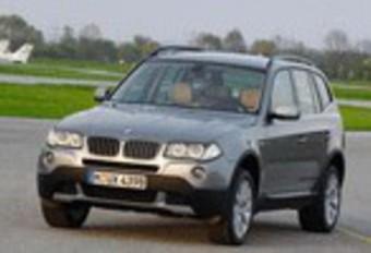 Audi Q5 3.0 TDI, BMW X3 3.0d, Mercedes GLK 320 CDI & Volvo XC60 D5 : Formation contre X #1