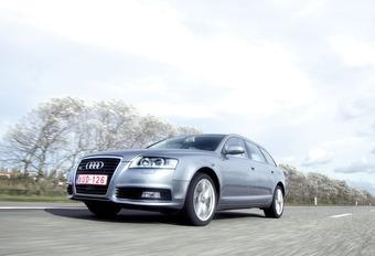 Audi A6 2.0 TDIe, 2.0 TDI & 3.0 TDI  #1
