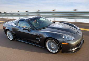 Corvette ZR-1 #1