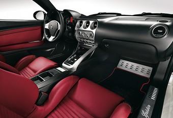 Alfa Romeo 8C Spider  #1