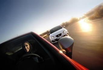 Seat Ibiza FR TDI  #1
