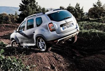 Dacia Duster 4x4  #1