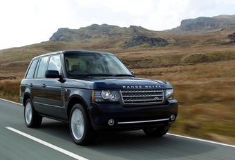 Range Rover 4.4 TDV8  #1