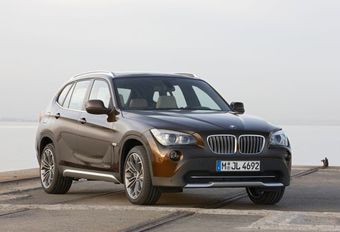BMW X1 18d sDrive #1