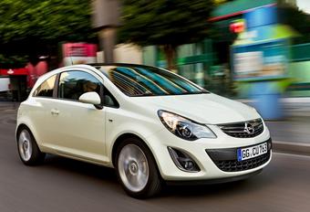 Opel Corsa #1