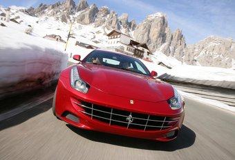 Ferrari FF #1