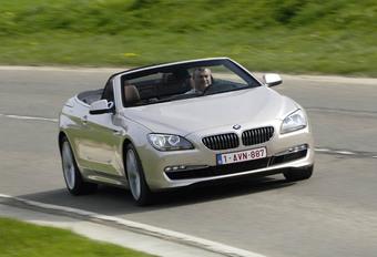 BMW 640i Cabrio #1