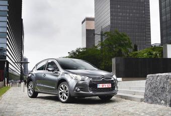 Citroën DS4 1.6 HDi 112 #1