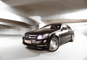 Mercedes C Coupé 220 CDI #1