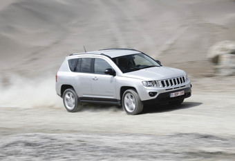Jeep Compass CRD 163 #1