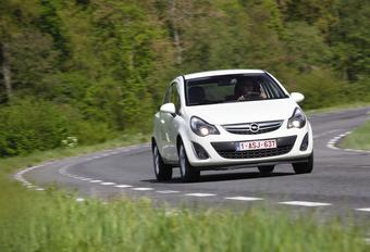 Opel Corsa 1.3 CDTI EcoFlex 95 #1