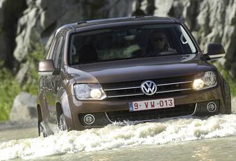 Volkswagen Amarok 2.0 TDI 163 4Motion #1