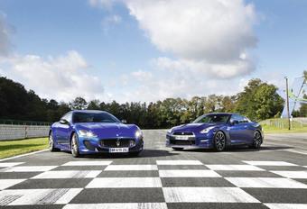 Maserati Granturismo MC Stradale vs Nissan GT-R : Atletische ambities #1